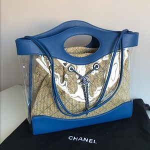Chanel Transparent Bag